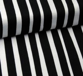 Eva Mouton AW20 French Terry 160cm Stripes