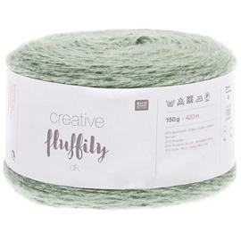 Rico Creative Fluffily DK 008 groen