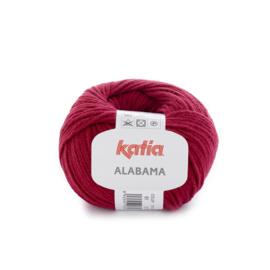 Katia Alabama 61 - Wijnrood