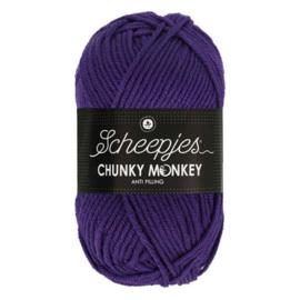 Scheepjes Chunkey Monkey 2001 Deep Violet