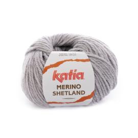 Katia Merino Shetland 53 - Licht grijs
