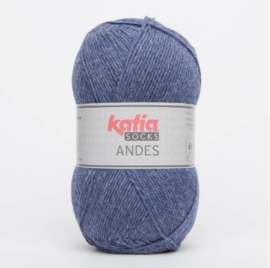 Katia Andes Socks 203 Jeans