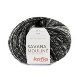 Katia Savana Mouline 200 - Wit-Grijs-Zwart