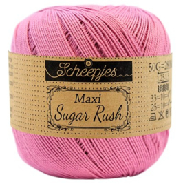 Scheepjes Maxi Sugar Rush 398 Colonial Rose