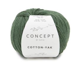 Katia Concept Cotton-Yak 125 - Flessegroen