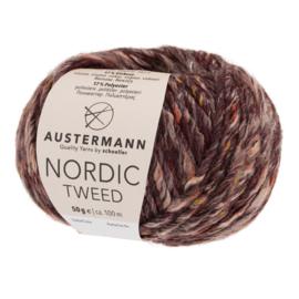 Austermann Nordic Tweed 05 bruin