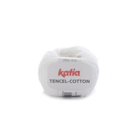 Katia Tencel-Cotton 1 - Wit