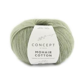 Katia Concept Mohair cotton 72 - Mintgroen