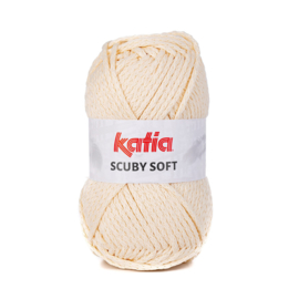 Katia Scuby Soft 300 - wit