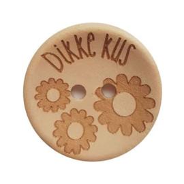 Durable Knoop Dikke kus 25mm. Kaart a 3 stuks