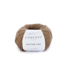 Katia Concept Cotton-Yak 102 - Bruin