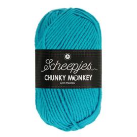 Scheepjes Chunkey Monkey 1068 Turquoise