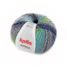 Katia Azteca 7863 - Grijs-Groen-Blauw