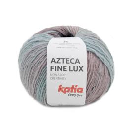 Katia Azteca Fine Lux 411 - Groen-Lila