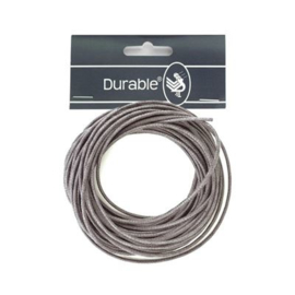 Durable Waxkoord 1mm x 5mtr
