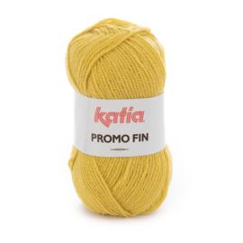 Katia Promo Fin 847 - Licht mosterdgeel