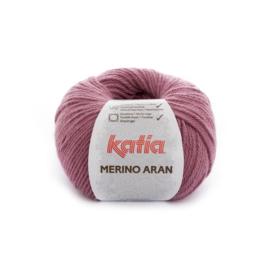 Katia Merino Aran 54 - Donker bleekrood