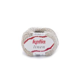 Katia Linen 7 - Beige-Ecru