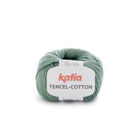 Katia Tencel-Cotton 11 - Mintgroen