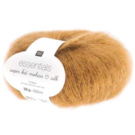 Rico Essentials Super Kid Mohair Silk 045 Caramel