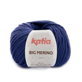 Katia Big Merino 15 - Nachtblauw