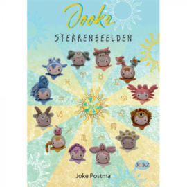 Booklet Jookz sterrenbeelden - Joke Postma