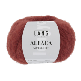 Lang Yarns Alpaca Superlight 0063