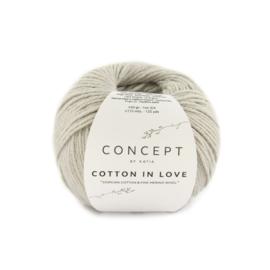 Katia Concept Cotton in Love 51 - Steengrijs