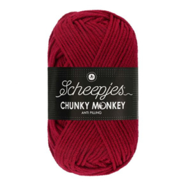 Scheepjes Chunkey Monkey 1123 Garnet