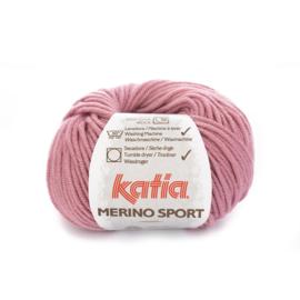 Katia Merino Sport 28 - Bleekrood