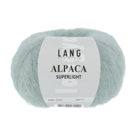 Lang Yarns Alpaca Superlight 0092