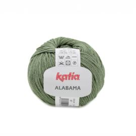 Katia Alabama 67 - Bleekgroen
