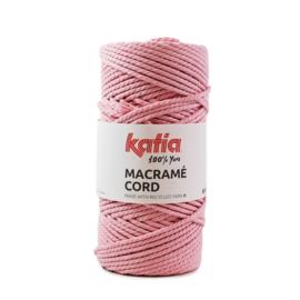 Katia Macramé Cord 101 - Bleekrood
