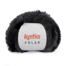 Katia Polar 87 - Zwart