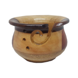 Scheepjes Yarn bowl multi hout 78564