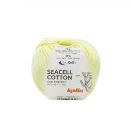 Katia Seacell Cotton 102 - Pastelgeel