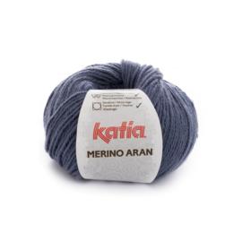 Katia Merino Aran 58 - Medium blauw