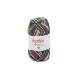 Katia Capri Plus 101 - Veelkleurig-Pistache