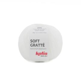 Katia Soft Gratte 60 - Wit