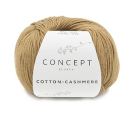 Katia Concept Cotton-Cashmere 75 - Bruin