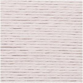 Rico Creative Cotton Aran 22 Silver-Grey