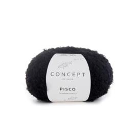 Katia Concept Pisco 409 - Zwart