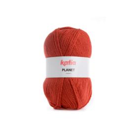 Katia Planet 3985 - Roestbruin