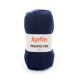 Katia Promo Fin 518 - Donker blauw