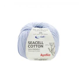 Katia Seacell Cotton 105 - Pastelblauw