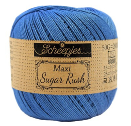 Scheepjes Maxi Sugar Rush 215 Royal Blue