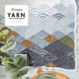 YARN The After Party nr.65 Mountain Clouds Blanket NL