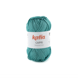 Katia Capri 82173 - Turkooisblauw