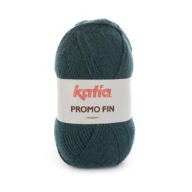 Katia Promo Fin 844 - Groenblauw