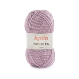 Katia Promo Fin 872 - Licht paars-Paars